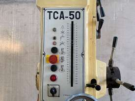 ERLO TCA-50 Geared Head Pedestal Drill 50mm capacity - picture1' - Click to enlarge