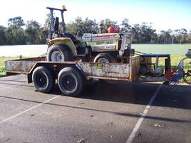 4.5ton tandem trailer , air brakes  - picture1' - Click to enlarge