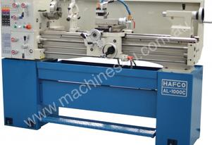 Hafco METALMASTER AL-1000C CENTER METAL LATHE