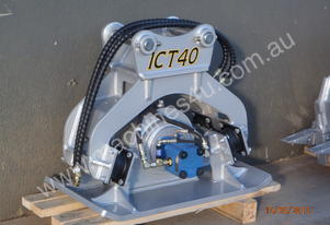 FRC40 COMPACTION PLATE FOR 8-10t EXCAVATOR