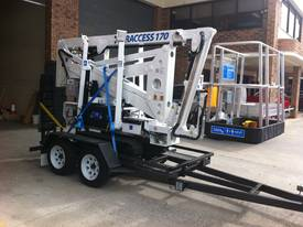 CTE TRACCESS 170 - 17m Spider Lift.                                Price from $380 per week - picture0' - Click to enlarge