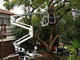 CTE TRACCESS 170 - 17m Spider Lift.                                Price from $380 per week - picture1' - Click to enlarge