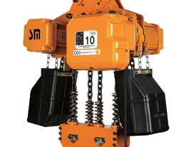 500Kg to 3000 Kg SAMSUNG Electric chain hoist.  - picture2' - Click to enlarge