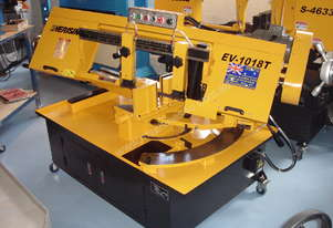 EVERISING EV-1018T BAND SAW | DUAL MITRE | MANUAL | 250MM X 450MM CAPACITY