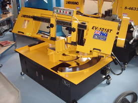 EVERISING EV-1018T BAND SAW | DUAL MITRE | MANUAL | 250MM X 450MM CAPACITY  - picture0' - Click to enlarge