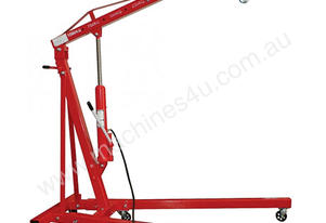 FLOOR CRANE 1 TONNE AIR FOLDING