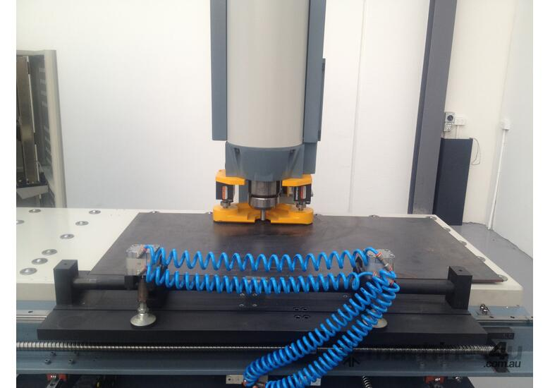 MULTI 125D + 2-AXIS CNC FULL AUTOMATIC CLAMPMASTER