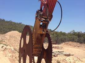 Twin Blade Tungsten Rock Saw - picture1' - Click to enlarge