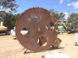 Twin Blade Tungsten Rock Saw - picture3' - Click to enlarge