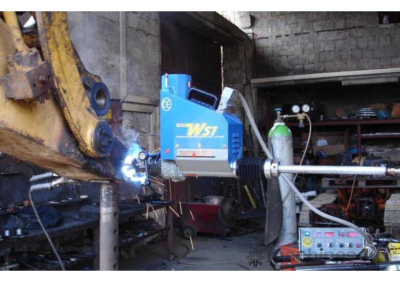 In-line Boring Machine from 37mm to 180mm