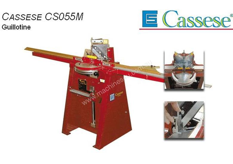 Cassese CS055M Guillotine