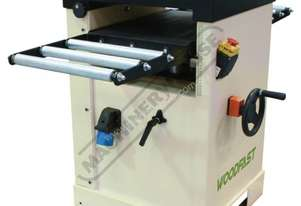 TH410 Thicknesser 407 x 225mm (W x H) Material Capacity