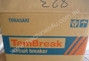 Terasaki Circuit Breaker (New) 400A 3P