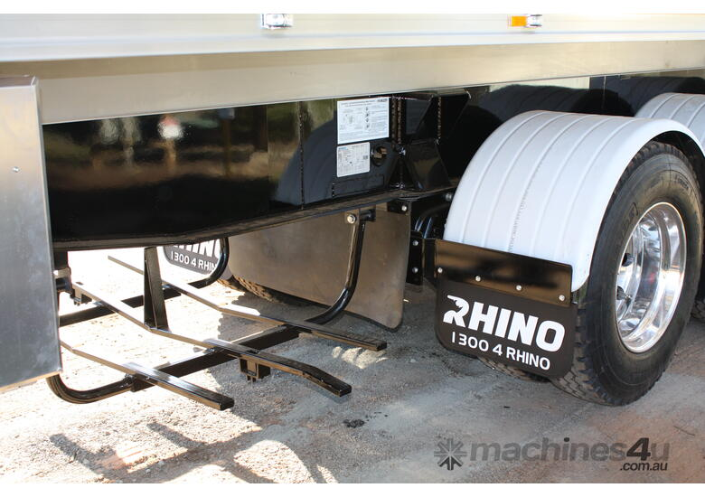 2019 Rhino  Alloy Chassis Tipper