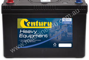Century BATTERY 12V BESCO 660CCA MF