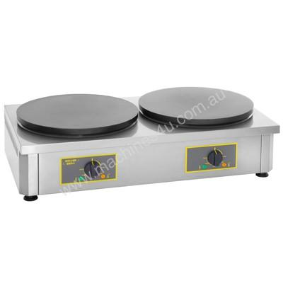Roller Grill 400 CDE Double Crepe Machine