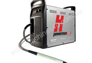 Hypertherm PMX125 Plasma Cutter & Torch