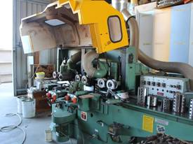 WADKIN GD SERIES MOULDER