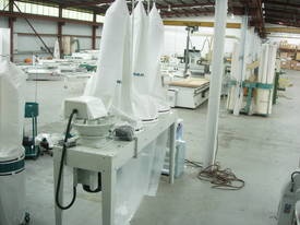 ROMAC SF 100 TRIPLE BAG DUST COLLECTOR - picture3' - Click to enlarge