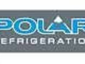 Polar DL818-A - Bar Display Cooler Black Triple Hinged Doors - picture1' - Click to enlarge