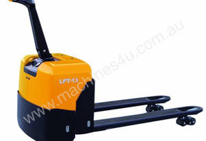 Battery Powered Electric Pallet Truck 1500kg