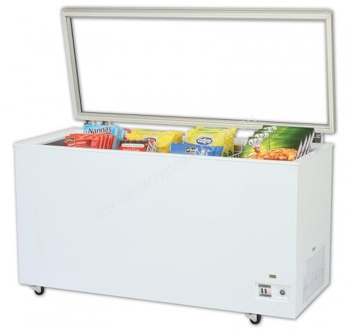 Bromic Flat Top Lift Up Chest Freezer