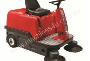 Cleanfix Switzerland KS1200 - RIDE-ON SWEEPER