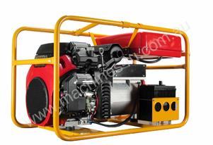 HONDA PH120ET-3 10,500W GENERATOR WITH BATTERY