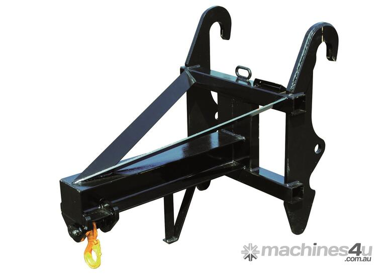 Telescopic Handler Attachment (Haulotte Crane Jib)