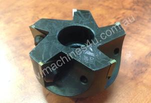 Run Out Sale - 75mm Dia. Carbide Face Mill Cutter