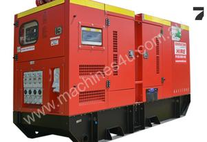 Price Drop Used Generators Australia D100/S - 125kVA
