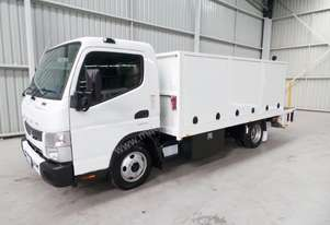 Fuso Canter 515 Wide Service Body Truck