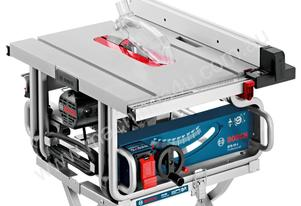 BOSCH GTS 10 J TABLE SAW + STAND