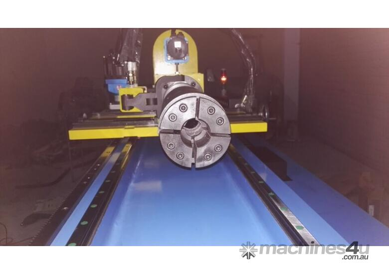Panther CNC Mandrel Tube Bender and Roller in one