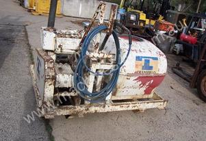 500lt / 40hp deisel presure washer , high velocity