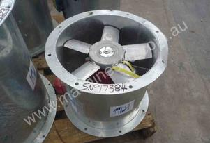 NEVER USED FANTECH 400MM ELECTRIC AXIAL FAN,