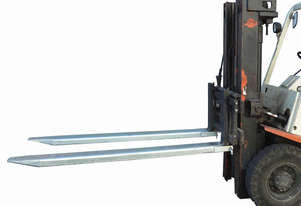 Galvanized Forklift Tyne Extension Slippers Forklift Tyne Extension Slippers 1800mm