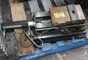 Heavy Duty Hydraulic Milling Machine Vice or Press