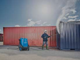 NEW Industrial Gerni Blue Hot Water Pressure Cleaner (MH 7P 180/1260FA) Neptune 7-63 FA - picture3' - Click to enlarge