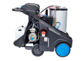 NEW Industrial Gerni Blue Hot Water Pressure Cleaner (MH 7P 180/1260FA) Neptune 7-63 FA - picture4' - Click to enlarge