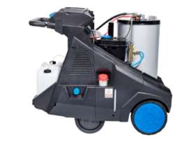NEW Industrial Gerni Blue Hot Water Pressure Cleaner (MH 7P 180/1260FA) Neptune 7-63 FA - picture6' - Click to enlarge
