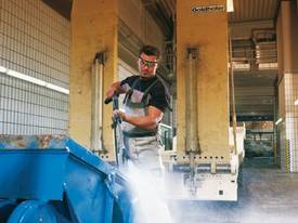 NEW Industrial Gerni Blue Hot Water Pressure Cleaner (MH 7P 180/1260FA) Neptune 7-63 FA - picture2' - Click to enlarge