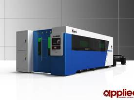 Yawei HLF Series Fiber Lasers - Applied Machinery