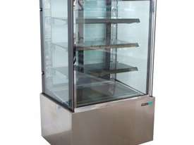 Anvil Aire DSV0860 4 Tier Square Glass Cake Display - 1800mm - picture1' - Click to enlarge