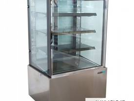 Anvil Aire DSV0860 4 Tier Square Glass Cake Display - 1800mm - picture0' - Click to enlarge