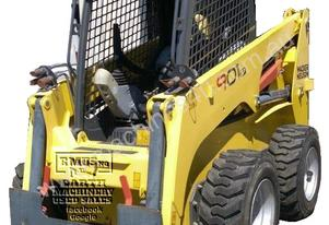 Wacker Neuson Skid Steer Mod. 901SP, Call EMUS