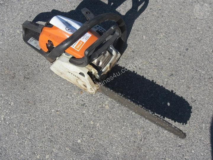 Used Stihl MS211C Petrol Chainsaws in PERTH INTERNATIONAL AIRPORT, WA