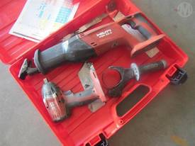 Hilti WSR22A &SIW22A Hand tools (Power)