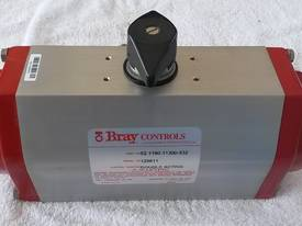 Bray Pneumatic Actuator Double Acting NEVER USED