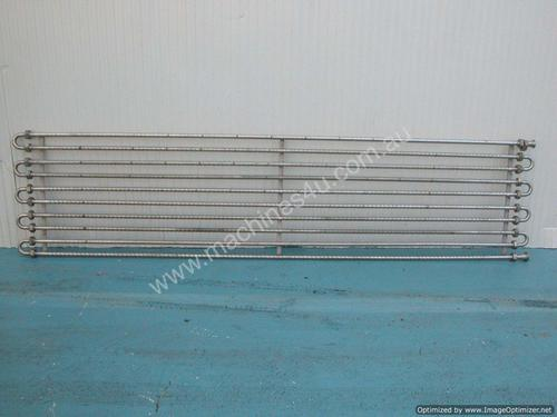 AUSMADE  10x3000x25 - Stainless S